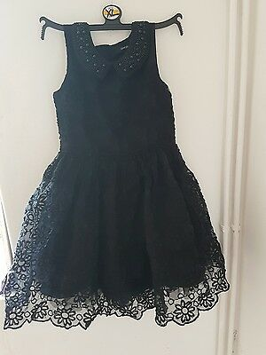 girls party dress size 7 -8