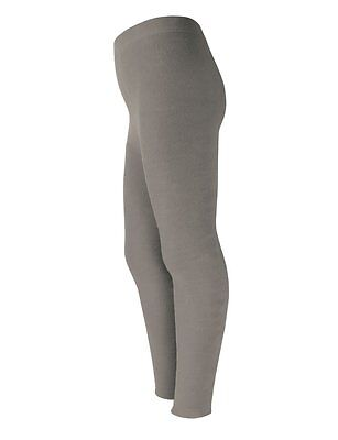(TG. 5 anni) maximo Vollfrotteeleggings, einfarbig-leggings Bambina    (r3C)