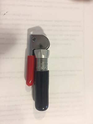 Innertite  Electrical Meter Barrel plunger Key