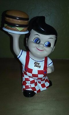 2010 multicolored Big Boy Restaurant rubber bank