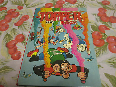 Topper Annual  1976    Beryl The Peril & Foxy    Very Good Condition