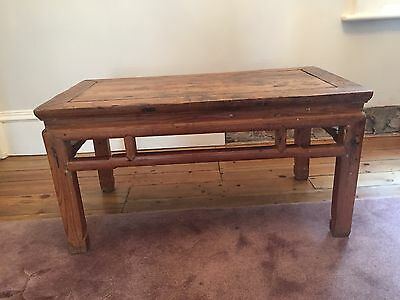 Chinese altar coffee table