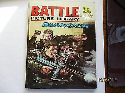 Battle Picture Library Holiday Special 1975