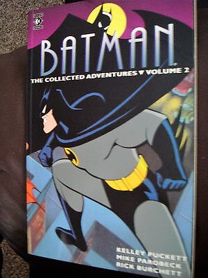 Batman  The Collected Adventures  Vol 2  Titan Book