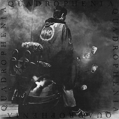 THE WHO ~ QUADROPHENIA ~ DELUXE 2 X 180grm VINYL LP ~ BOOKLET ~ *NEW/SEALED*
