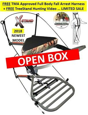 New 2017 Model X-Stand Treestand X-1 Sit-N-Climb Climbing Stand 2 DAY SALE ONLY