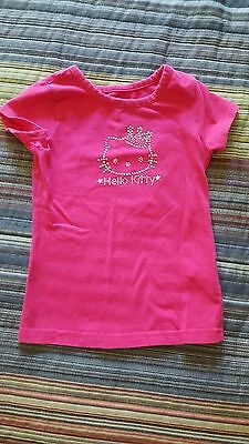 Toddlers Top, Girls, Hello Kitty,  size 4