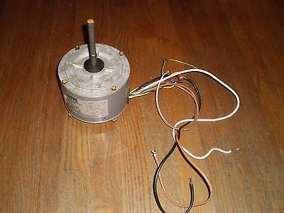 AC Air Conditioner Condenser Fan Motor 1/4 HP 1075 RPM 230 Volts for Fasco D7909