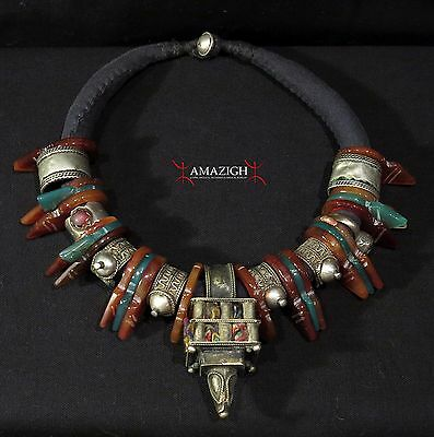Berber Necklace - Draa Valley, Morocco
