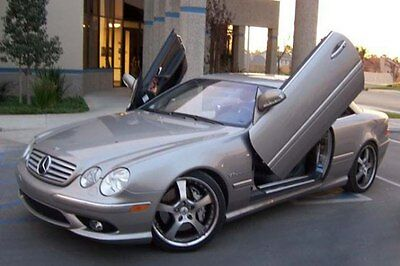 Vertical Doors Mercedes CL500/600