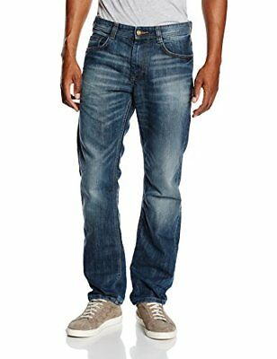 (TG. 50 cm (Taglia Produttore: 34)) TOM TAILOR Jeans 1/1 Marvin Straight, (P4S)