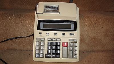 I.T.E. 12 Digit Printing Calculator