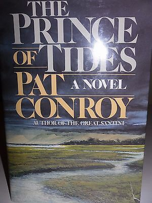 SIGNED The Prince of Tides by Pat Conroy