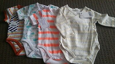 Brand New with Tags, pumpkin patch baby 000 suits