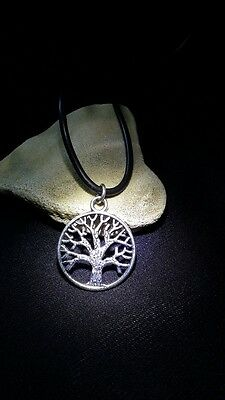 Tree Of Life Talisman Wealth, Success, Fame, Power Voodoo Amulet FAST Change WOW