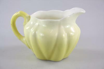 Shelley Dainty Antique Fine Bone China Yellow Milk Jar England