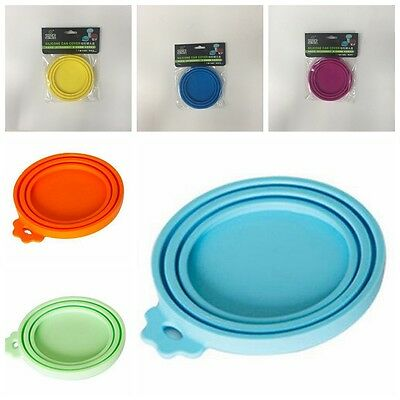 3 in 1 Size Standard Pet Pet Gel Can Cover For Dog Cat Food Storage