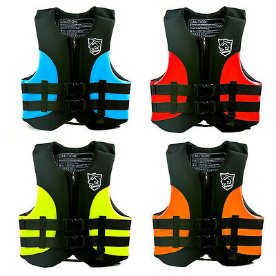 Water sport Swim lifesaving vest sail drifting life jacket for adult or children