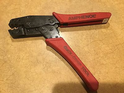 Amphenol Quick-Crimp Tool - used, very good condition