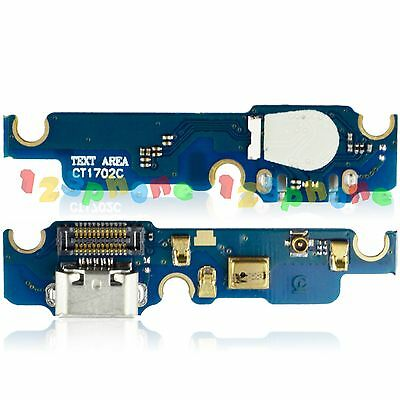 Mic + Usb Charging Charger Pcb Board Flex Cable For Meizu Mx4 Mx 4