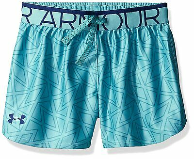(TG. FR: L (Taglia produttore: YLG)) Play Up Under Armour-Pantaloncini (C7b)