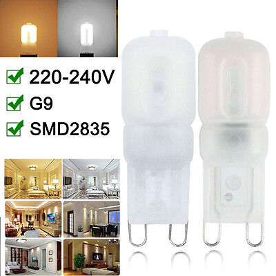 G9 LED Ampoule Capsule 3W 5W Dimmable 14/22 LEDs Replace Halogen Lampe 4x 6x 20x