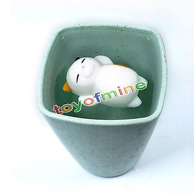1* Squeeze Stretch Squishy Mini lovely Cat Soft Super Slow Rising Cure Toy Decor