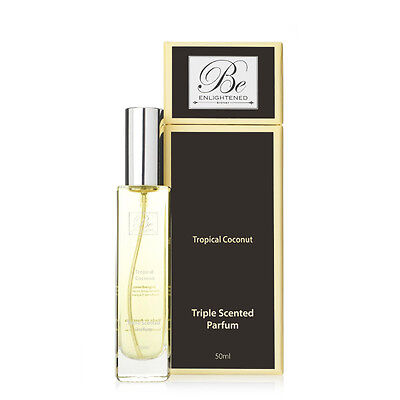 New Tropical Coconut Parfum 50ml by Be Enlightened, Perfume