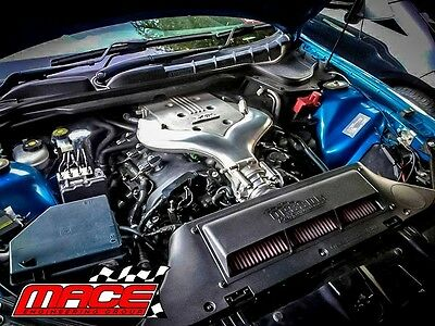 Performance Orssom Otr Cold Air Intake Holden Commodore Ve Alloytec Ly7 3.6L V6