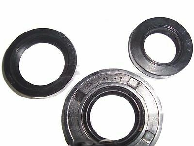 Vespa Oil Seal Kit 3Pcs Small Frame Vespa Pk125 V90 Etc @aus