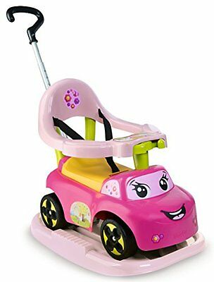 SEHR GUT: Smoby 720608 Auto Balade Rosa