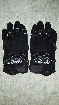 Ixon leather motorcycle gloves size L