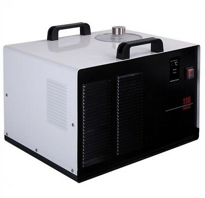Industrial Water Cooled Chiller Cool Cooling Water Machine 600 Brand New cs