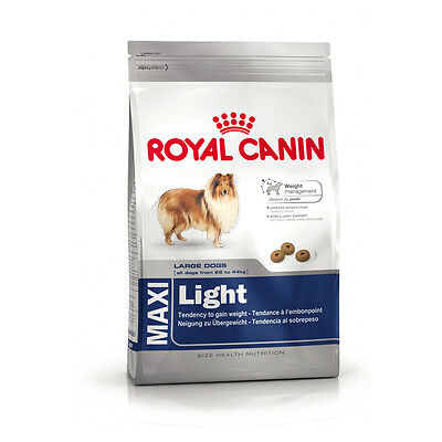 Royal Canin - Croquettes Maxi Light Weight Care pour Chien Adulte - 15Kg