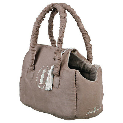 King of Dogs - Sac de Transport Chihuahua King - Taupe