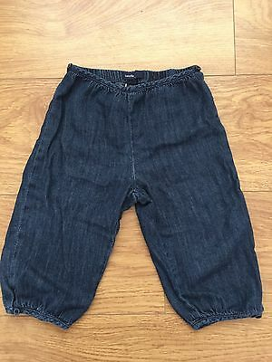 Pre-owned Baby Boy GAP 12-18 Months Jean