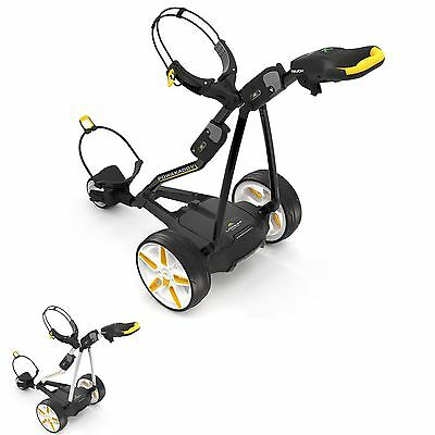 PowaKaddy Touch 2017 Lithium Electric Golf Trolley