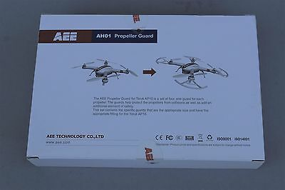 Z110 AEE Technology AH01 Propeller Guard Set for Toruk AP10 Video Drone Quadcopt