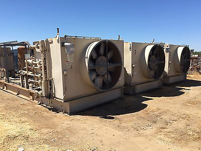 Ariel CNG Compressor JGJ-4 (4 Stage) 800 HP Electric Drive Unit Qty 3 Available