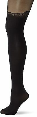 (TG. Small) Palmers Strumpfhose Oriental Knee, Collant Donna, 50 DEN, (j0B)