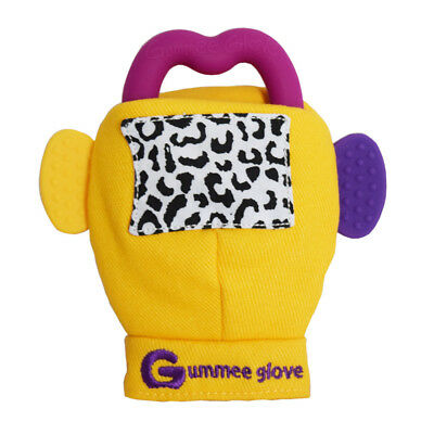 NEW Gummee Yellow Gummee Glove