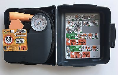 Genuine Continental Mobility Tyre Emergency Air Compressor Pump Inflator #4