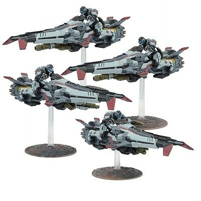 Warpath - Mantic Games - Enforcer Jetbikes