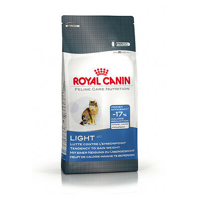 Royal Canin - Croquettes Light Weight Care pour Chat Adulte - 2Kg