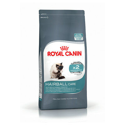 Royal Canin - Croquettes Hairball Care pour Chat - 4Kg