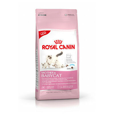 Royal Canin - Croquettes Mother & Babycat pour Chaton - 4Kg