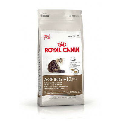 Royal Canin - Croquettes Ageing +12 pour Chat Senior - 400g
