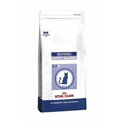 Royal Canin - Croquettes Veterinary Care Neutered Satiety Balance pour Chat - 8K