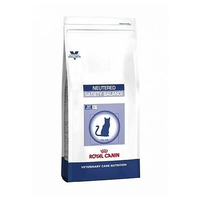 Royal Canin - Croquettes Veterinary Care Neutered Satiety Balance pour Chat - 12