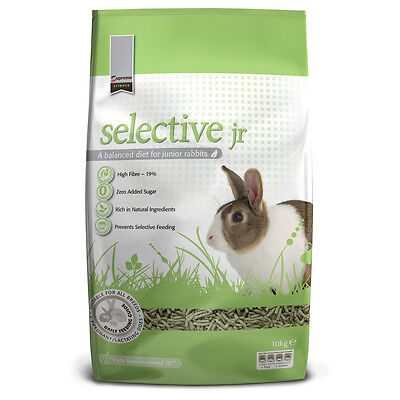 Supreme Science - Aliments Selective pour Lapin Junior - 10Kg